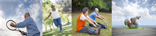 exercise living senior