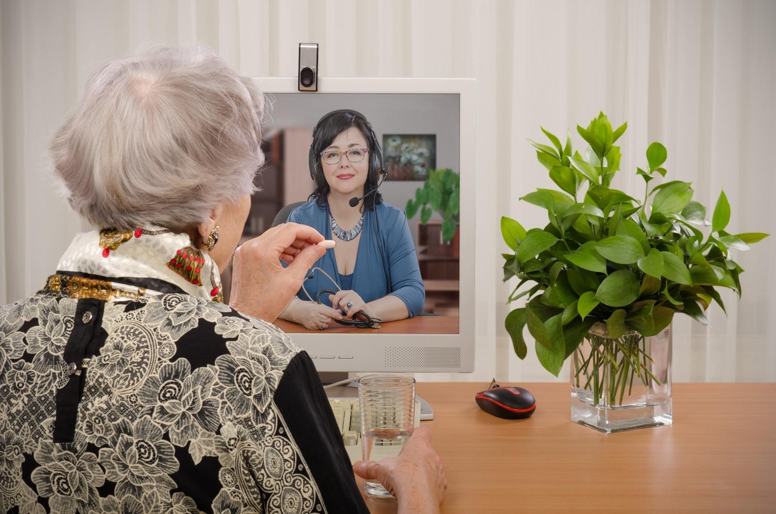 senior telemedicine